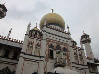 サルタン・モスク(イスラム教礼拝堂)