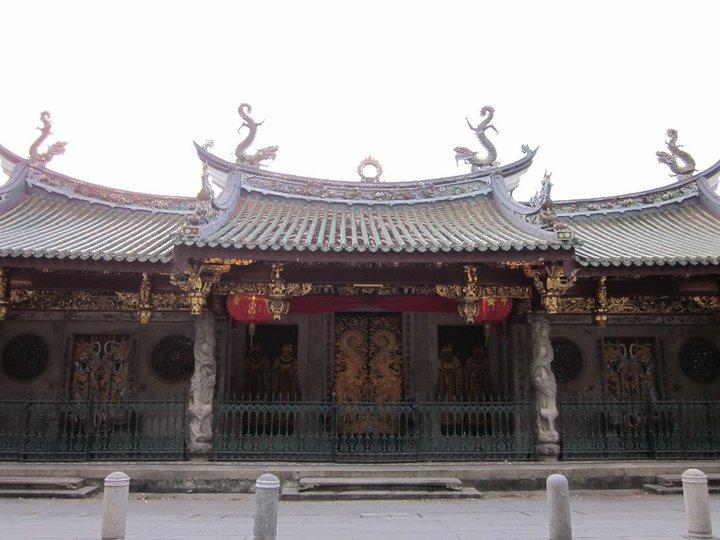 シアン・ホッケン寺院(中国系寺院)